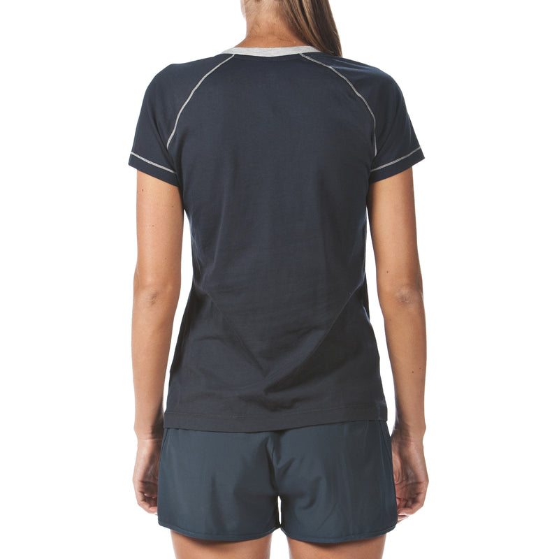 Wgtn Dive Senior Womens Short Sleeve T-Shirt