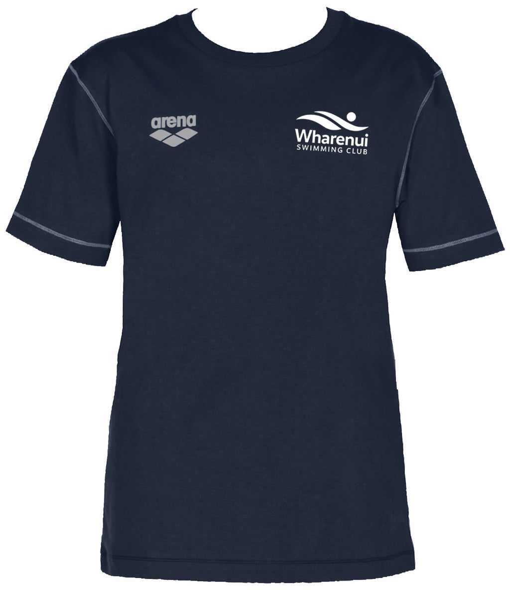 Wharenui Junior's TL Short Sleeve Tee