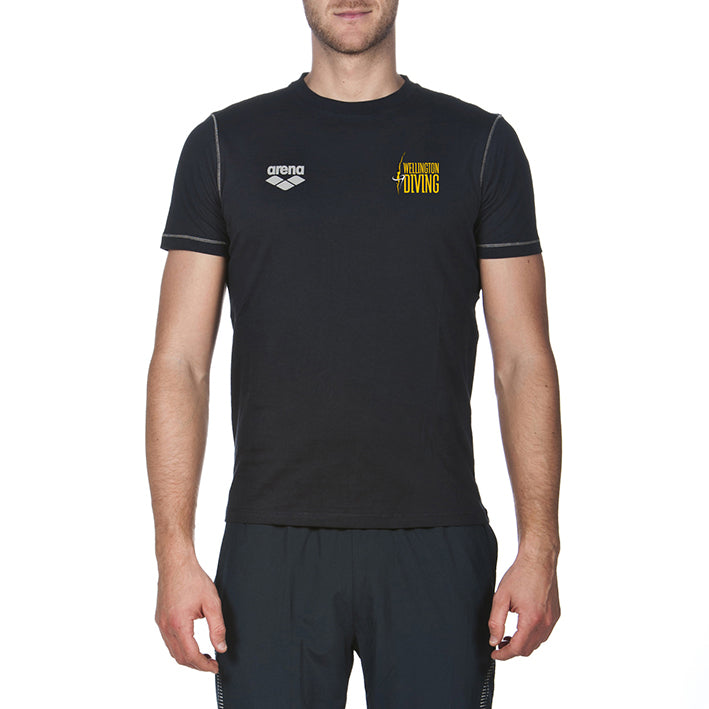 Wgtn Dive Senior Short Sleeve Tee Shirt