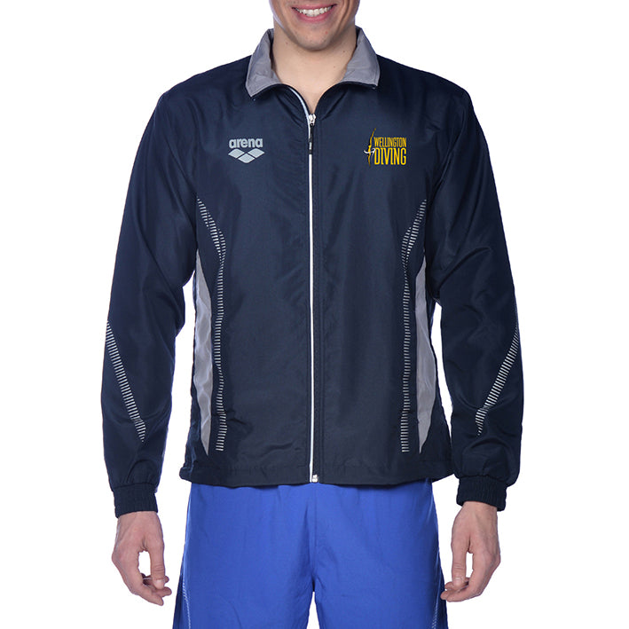 Wgtn Dive Senior Warm Up Jacket