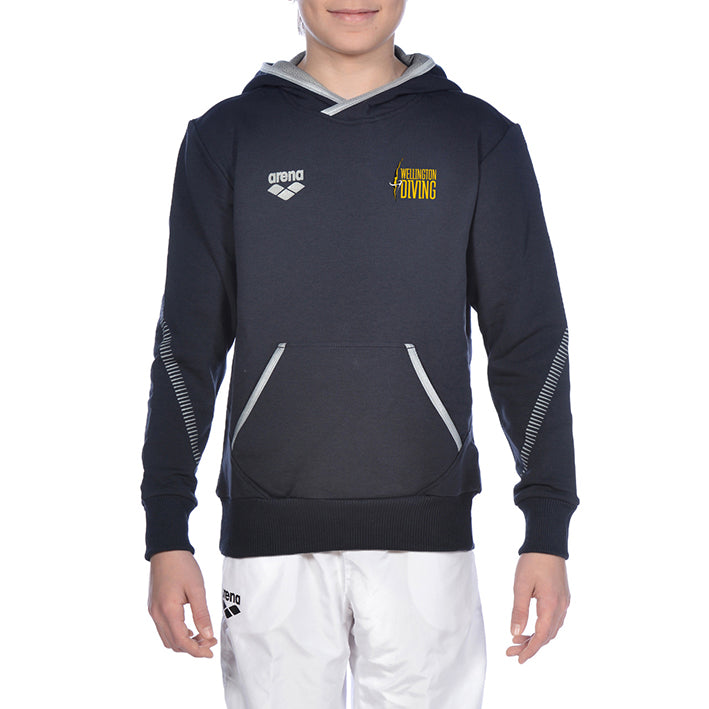 Wgtn Dive Junior Club Hoodie