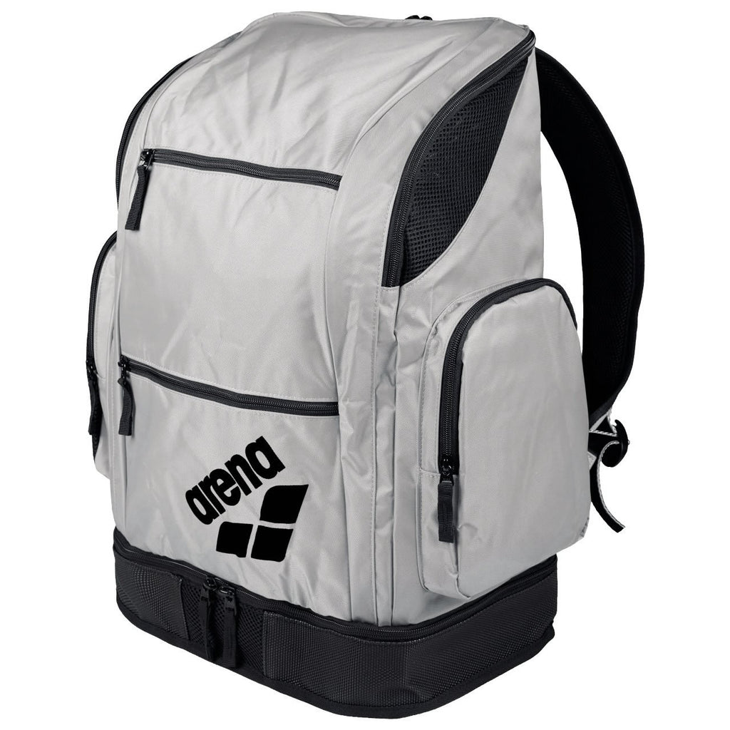 Arena Spiky 2 Large Backpack Silver Team