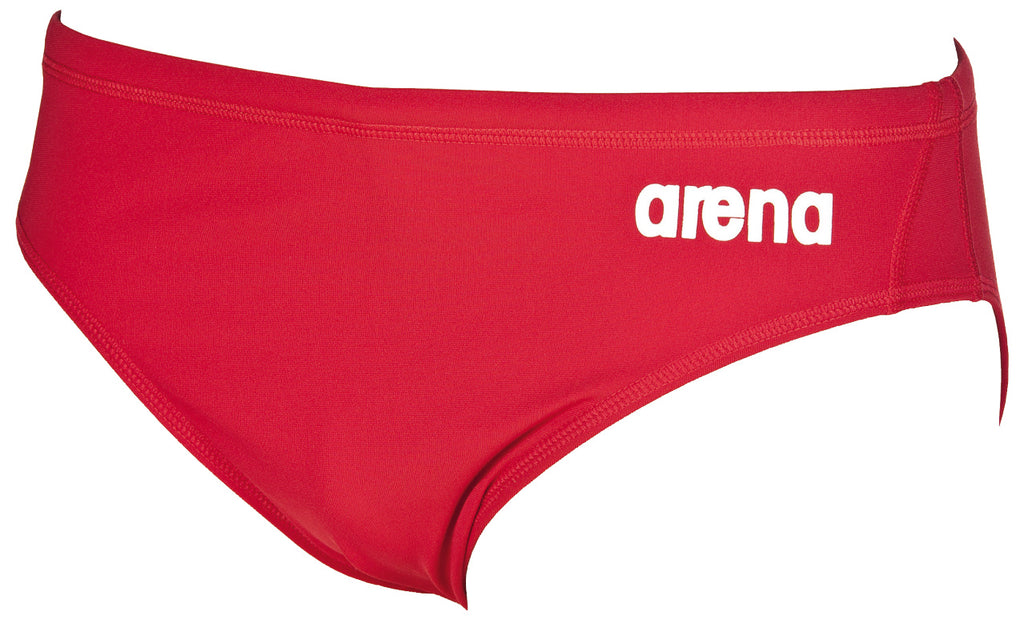 Arena Mens Solid Briefs