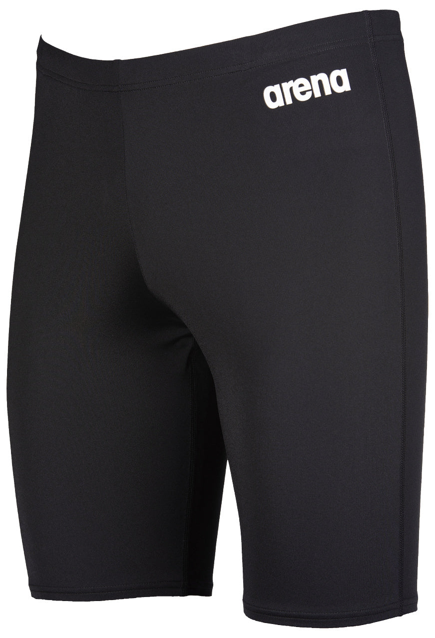 Arena Mens Solid Jammer Black