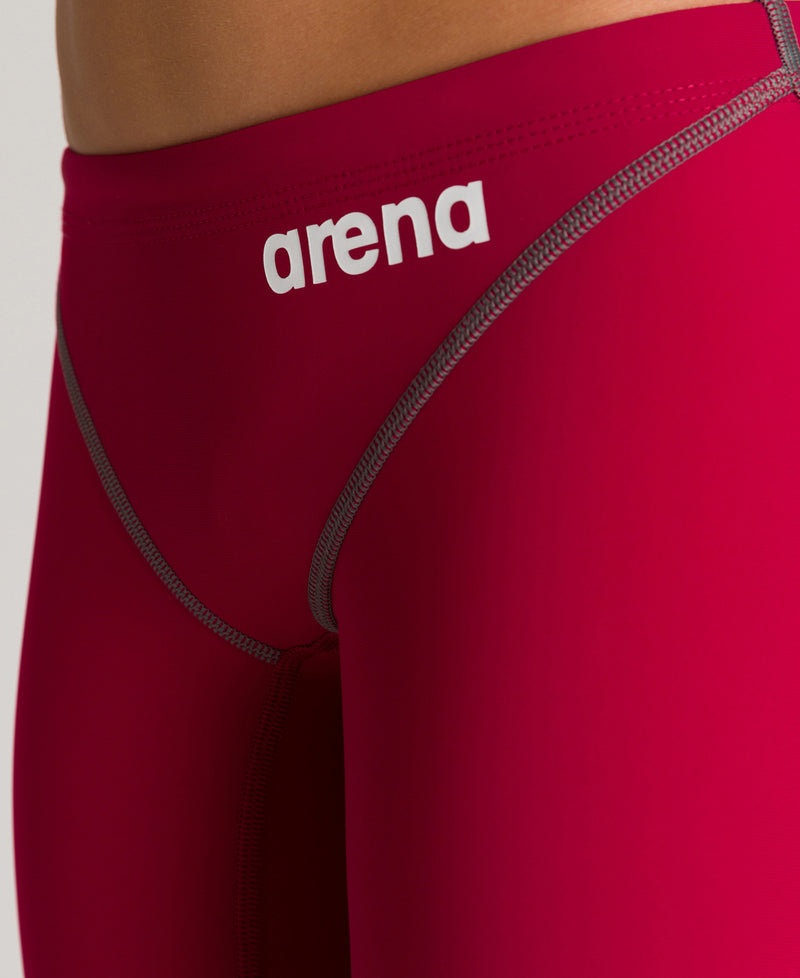 Arena Boys Powerskin ST 2.0 Jammer - Deep Red