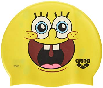 arena Sponge Bob Jr Swim Caps