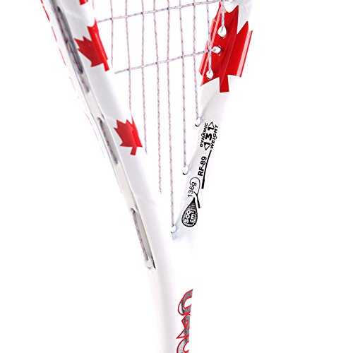 Black Knight C2C Plus White NZ LTD ED Squash Racket