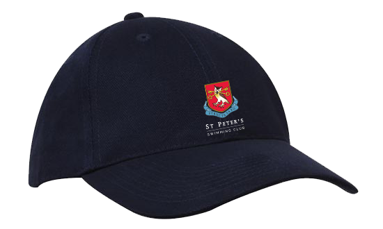 St Peter's Swimming Club Cap