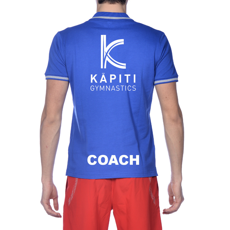 Kapiti Gymnastics Coaches Polo