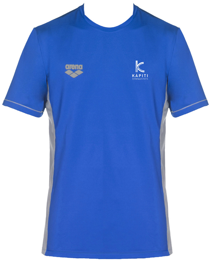 Kapiti Gymnastics Coaches Tech Tee