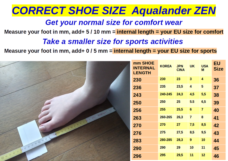 Aqualander Zen - Beach Shoe