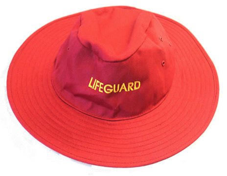 Lifeguard Wide Brim Hat