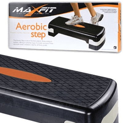Maxfit 890427     ~ MAXFIT AEROBIC STEP 8032 New zealand nz vaughan
