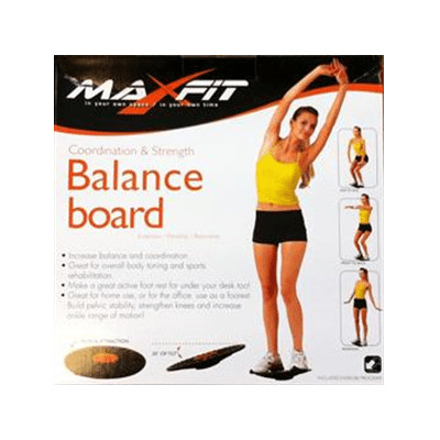 Maxfit 890429     ~ MAXFIT BALANCE BOARD 8034 New zealand nz vaughan