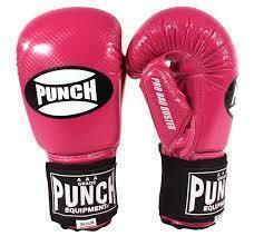 Punch Equipment 900232     ~ PRO BAGBUSTER PINK MED New zealand nz vaughan
