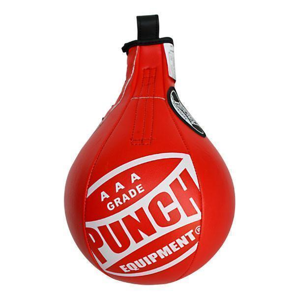 Punch Equipment 908072     ~ TROPHY GETTERS SPEED BALL RED New zealand nz vaughan