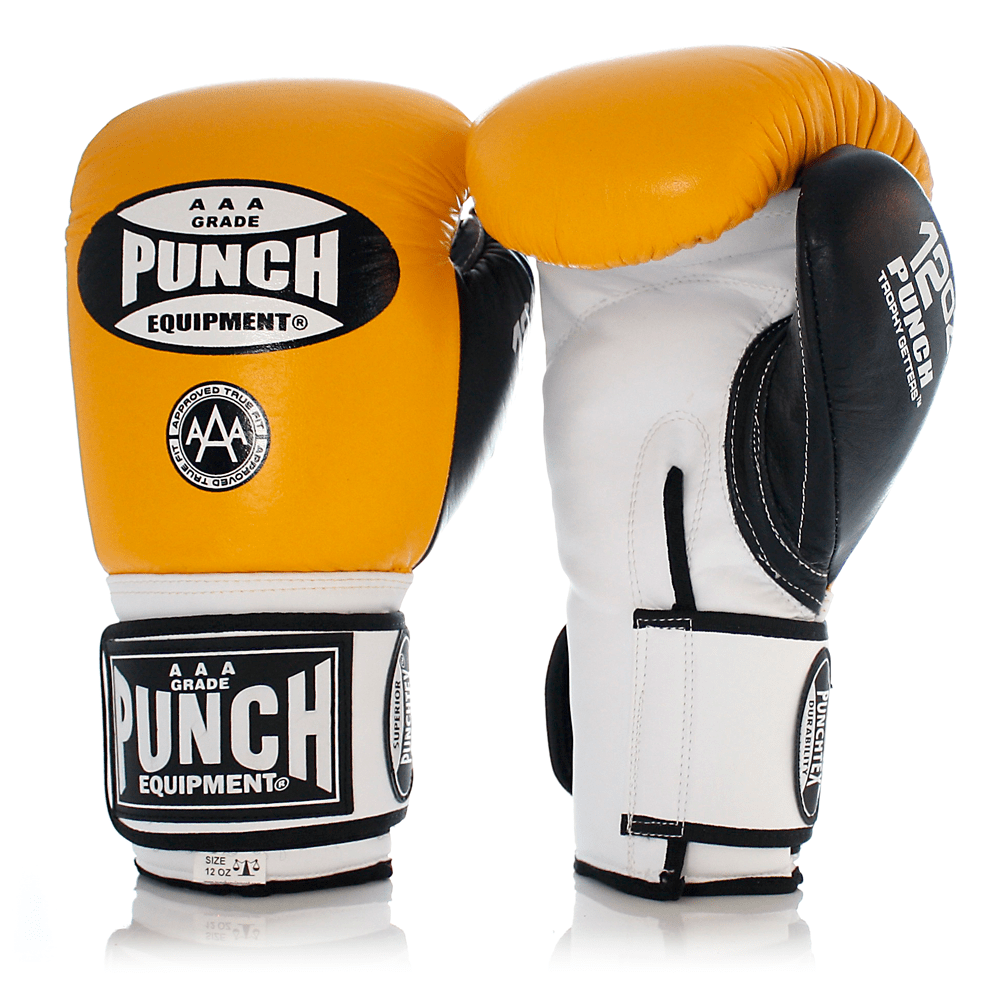 Punch Equipment MULTI-ITEM 902063     ~ TROPHY GET GLOVES YELLOW New zealand nz vaughan