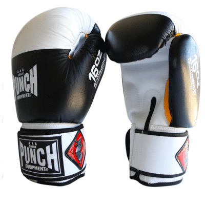 9011043    ~ URBAN JNR BOXING GLOVE 4oz BLU