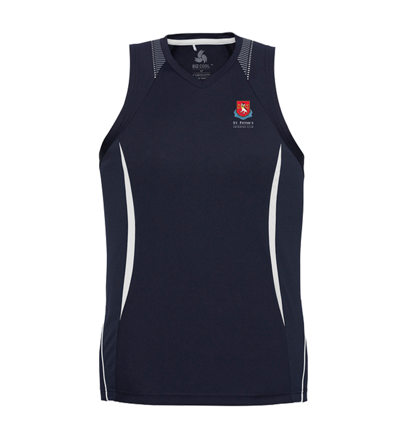 St Peter's Men's Razor Singlet