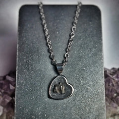 The Aurora Meteorite Necklace