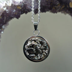 The Phobos Meteorite Necklace