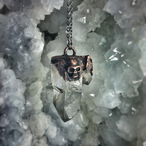 Calavera Crystals Collection Necklace No. 9