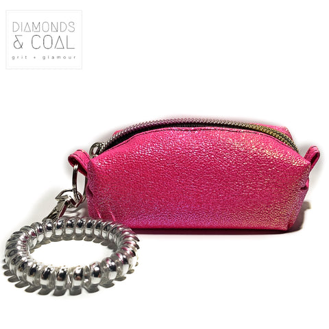Tiny Bag - Hot Pink Color Shift - Holiday Special