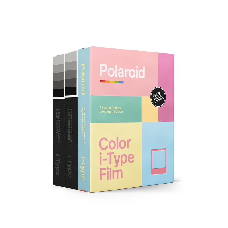 i-Type Film Online Only Triple Pack