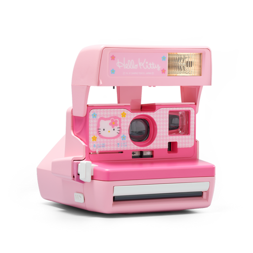 Hello Kitty Polaroid Camera Front view