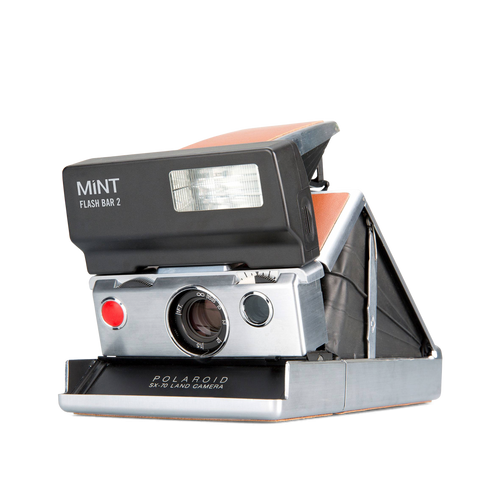 MiNT SX-70 Flashbar with 2 filters