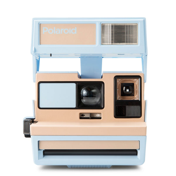 ice cream edition polaroid 600 cameras. Black Bedroom Furniture Sets. Home Design Ideas