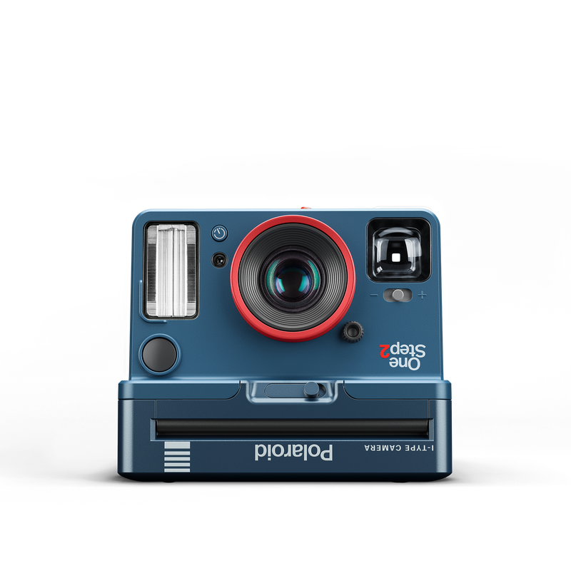Stranger Things Polaroid OneStep 2 camera Front view