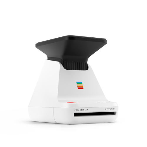 Polaroid Lab Instant Photo Printer Front View