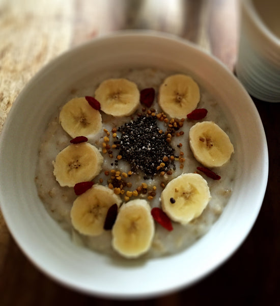 Organic Coconut and Maca Porridge