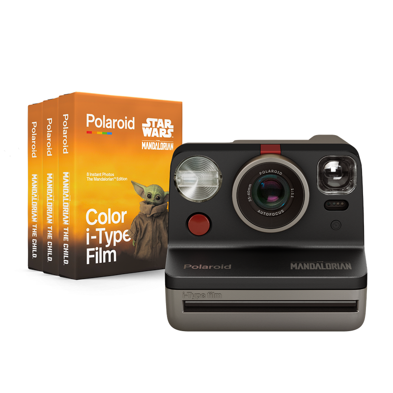 Polaroid Now The Mandalorian™ Starter Set