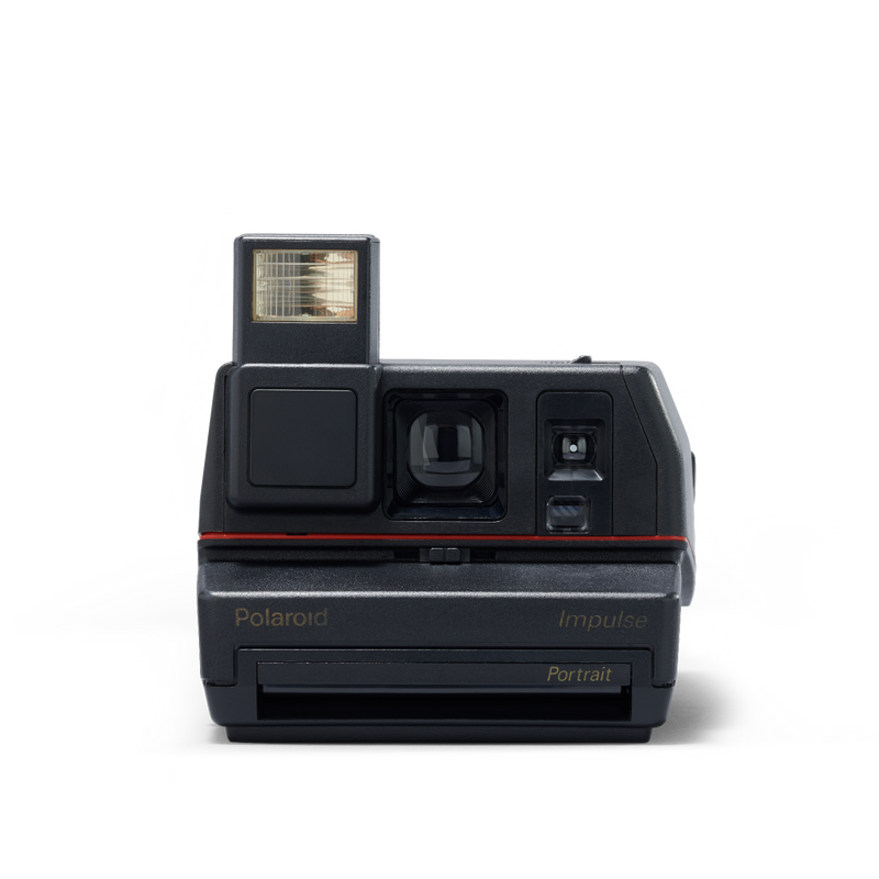 Polaroid 600 Impulse Camera Front view