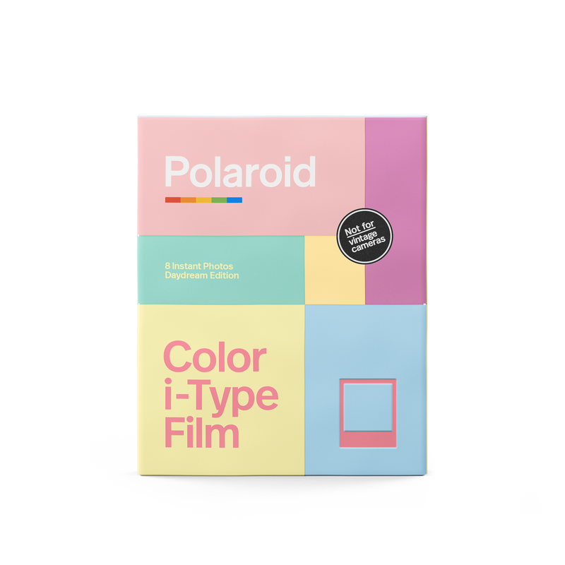 Color i-Type Film - Daydream Edition