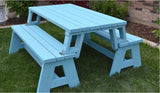 How To Build A Convertible Picnic Table