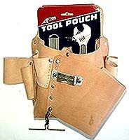 Electricians Leather Pouch