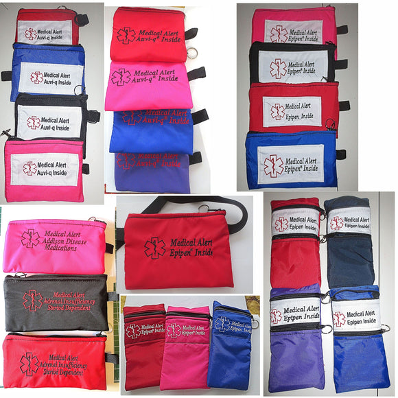 insulated medical alert bags