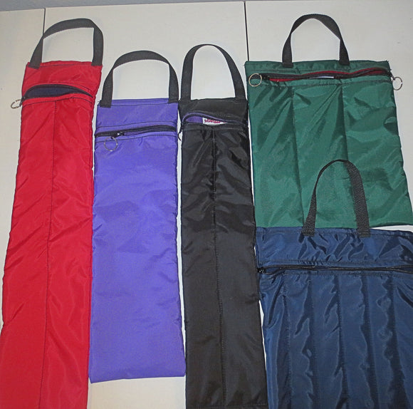 Small musical instrument bags or cases