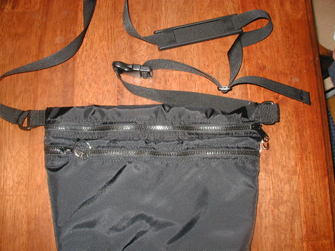 TuffBags Sling to waist pack purse