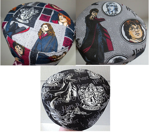 Harry Potter Sephardic yarmulke