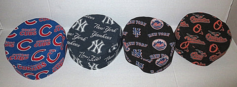 baseball team Bucharian kippah