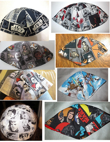 Star Wars kippah