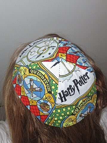 Harry Potter Quidditch kippah