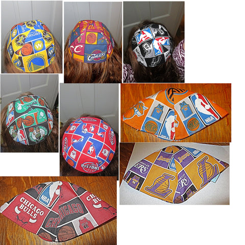 NBA team kippah
