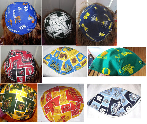 college or university kippah