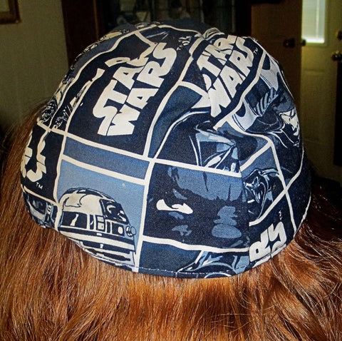 Star Wars Lucke Skywalker droids yarmulke or kippah