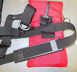Adjusable removable sling strap -- two sizes